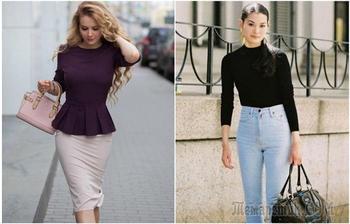 8 элементов одежды, которые помогут скрыть живот и бока