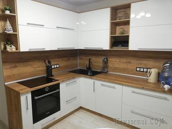 Моя кухня: потратили 11 с половиной тысяч рублей