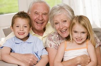 Бабушки и дедушки наших детей