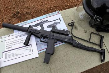 Между пулеметом и пистолетом: что особенного в СР2 «Вереск»