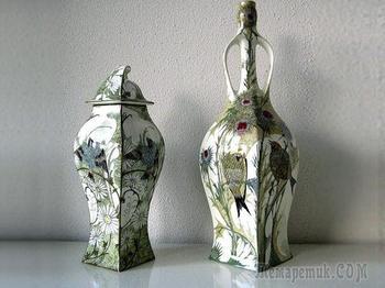 Фарфоровые диковины эпохи Арт Нуво
