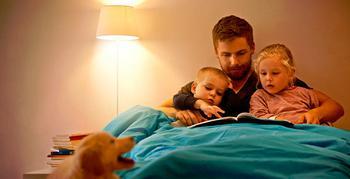 Зачем читать ребёнку одну и ту же сказку