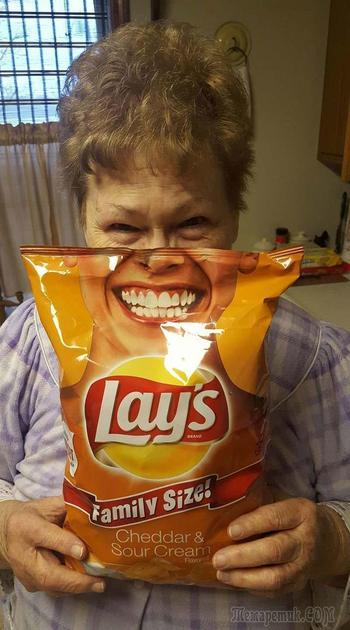 18 бабушек, которые даже не пытаются быть смешными, просто они такие и есть
