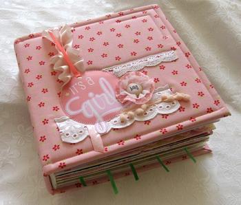 Фотоальбомы для новорожденных мальчиков и девочек