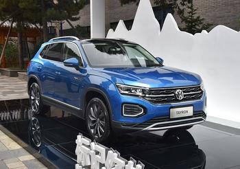 Volkswagen Tayron 2019 – очередной брат Volkswagen Tiguan