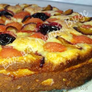 Фантастически вкусный Пирог с Арбузом! А вы такой ели?