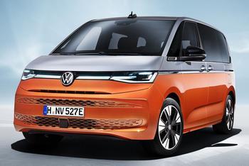 Volkswagen Multivan 2022: комфортный минивэн с премиальными характеристиками