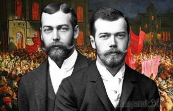 Почему король Великобритании Георг V отказался спасать Николая II