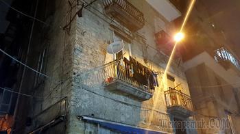 Италия в конце января. 12. Неаполь. Общие впечатления, 2 часть