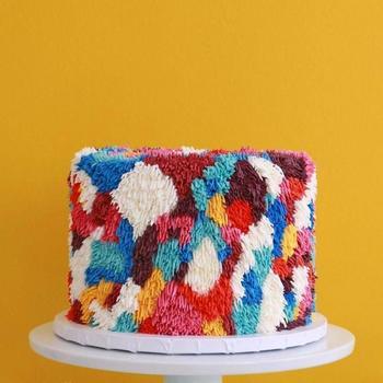 Пушистые тортики Аланы Джонс-Манны