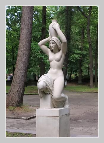 Скульптор Геман Брахерт