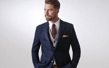 Как выбирать мужской костюм, чтобы выглядеть стильно, а не подобием офисного планктона