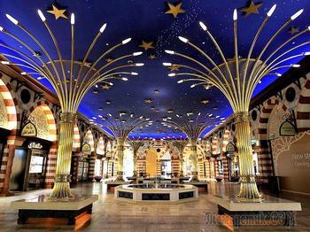Дубай - современная сказка Шахеразады 5. Дубай Молл №1 в мире?