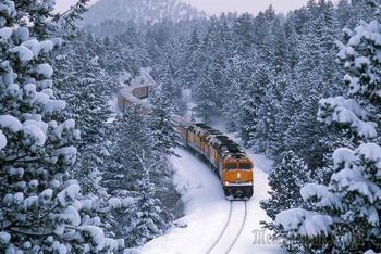 Поезда (Стих)