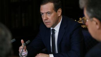 Медведев назвал главный итог работы правительства в 2016 году