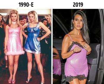 Тренды из 90-х, которые вернулись в 2019 вопреки нашим ожиданиям