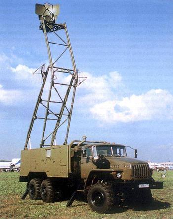 Комплекс радиотехнической разведки 85В6-А «Вега»