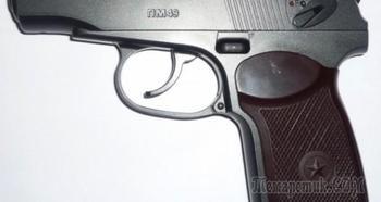 Borner ПМ49 — красивая копия пистолета Макарова по приемлемой цене