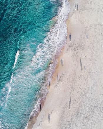 Фотографии с дрона: мир глазами архитектора