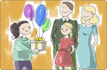 Странные традиции празднования дня рождения в разных странах