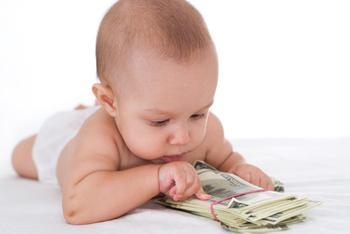 Порядок выплаты алиментов на ребенка