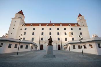 5 знаковых мест Братиславы, которые обязательны к посещению