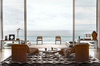Дом у океана: в гостях у известного декоратора Келли Уэстлер