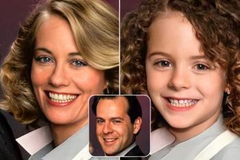 Как могли бы выглядеть дети знаменитых киношных пар