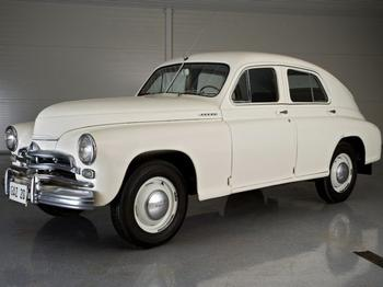 Три автомобиля СССР, которые не копировали с иномарок
