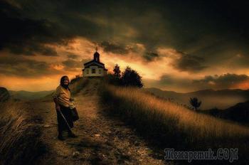 Когда посреди храмового великолепия вдруг настигает одиночество
