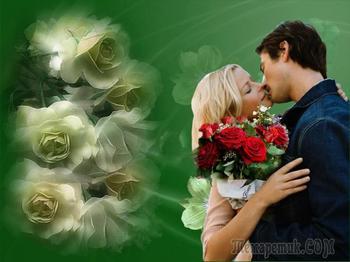 Я дарить тебе буду цветы (Стих)