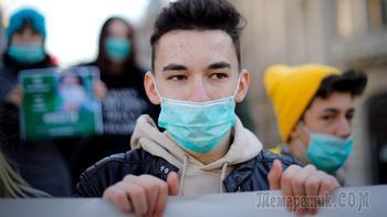 Вирусный протест: как мир бунтует во время пандемии
