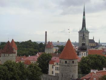 Эстония – мал золотник, да дорог. Часть 1. Таллинн - рыцарь Балтийского моря
