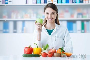 Когда питание лечит: продукты для иммунитета, зрения и красоты