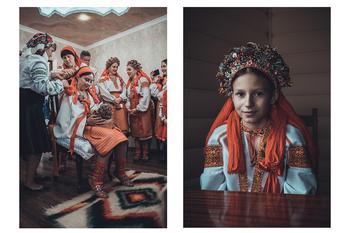 Украина глазами голландца: потрясающая серия фотографий о жизни гуцулов