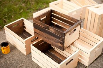 Идеи утилизации старых ящиков с пользой