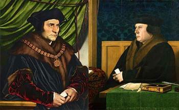 Загадочный и могущественный злой гений Англии: Взлёт и падение Томаса Кромвеля