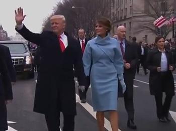 Инаугурация Трампа или Почему так много людей на улице?