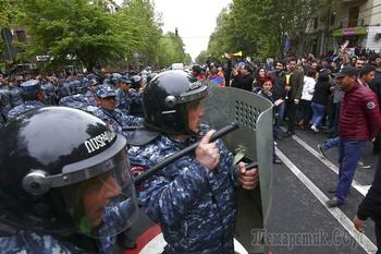 Армения — новая жертва смены режима по сценарию Запада?