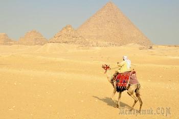 Правда или ложь о пирамидах: факты о самых загадочных мегалитах