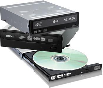 Если не найден необходимый драйвер для дисковода оптических дисков? Что можно предпринять?