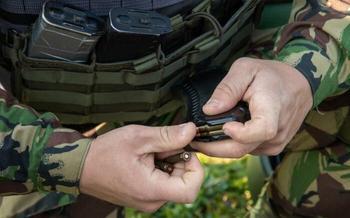 Для чего Автомату Калашникова нужны патроны со странными белыми пулями