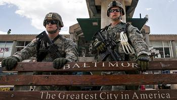 Бойцов американской Нацгвардии научат русской военной терминологии