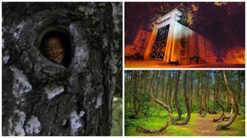 Байки из склепа: 13 жутковатых мест и их история
