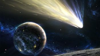 Самые впечатляющие кометы