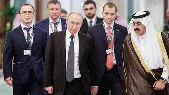 Пенсии россиян вложат в нефтяную промышленность Саудовской Аравии