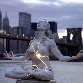 Самые необычные скульптуры со всего мира, на которых смотришь разинув рот