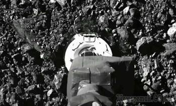Космический аппарат НАСА отправил обломки астероида на Землю