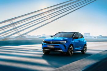 Новый Opel Grandland: Больше не мистер Икс