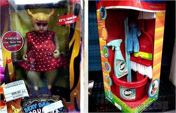 17 неожиданных сюрпризов, найденных в детских магазинах